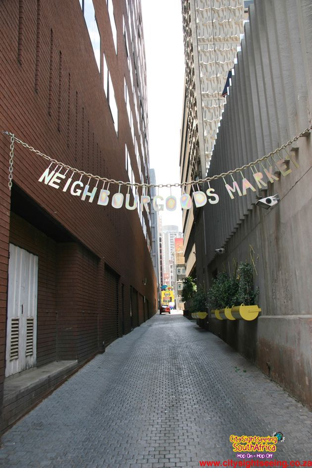 Neighbourgoods Market  http://citysightseeing-blog.co.za/2014/10/24/top-10-things-to-do-in-the-city-of-gold-johannesburg/
