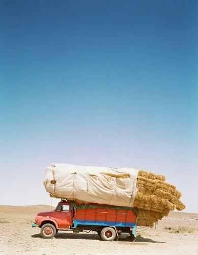 Desert Truck #5  by Stefan Ruiz