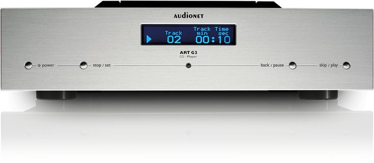 Audionet ART G3 – CD Player