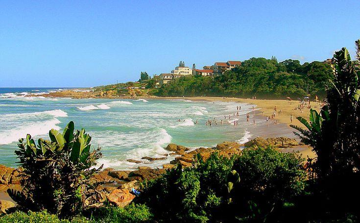 Prachtige stranden in Durban