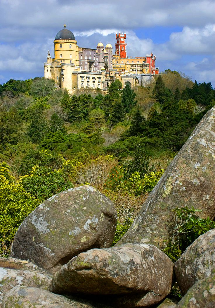 Palace of Sintra through the eyes of Karolina999