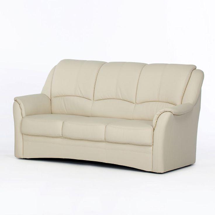 3 Sitzer Sofa In Cremefarben Gepolstert Jetzt Bestellen Unter:  Https://moebel.ladendirekt.de/wohnzimmer/sofas/2 Und 3 Sitzer Sofas/?uidu003d489d8327 29a9 5b30   ...