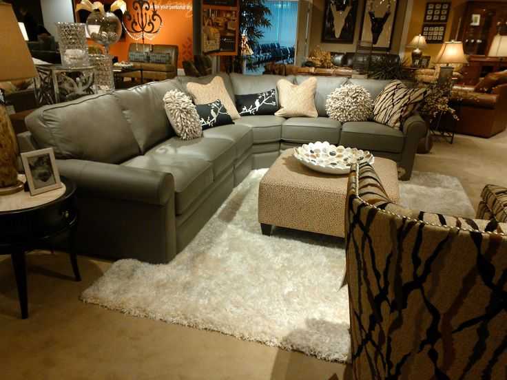 Lazy Boy Collins Sectional Family Room Ideas Lazy Boy