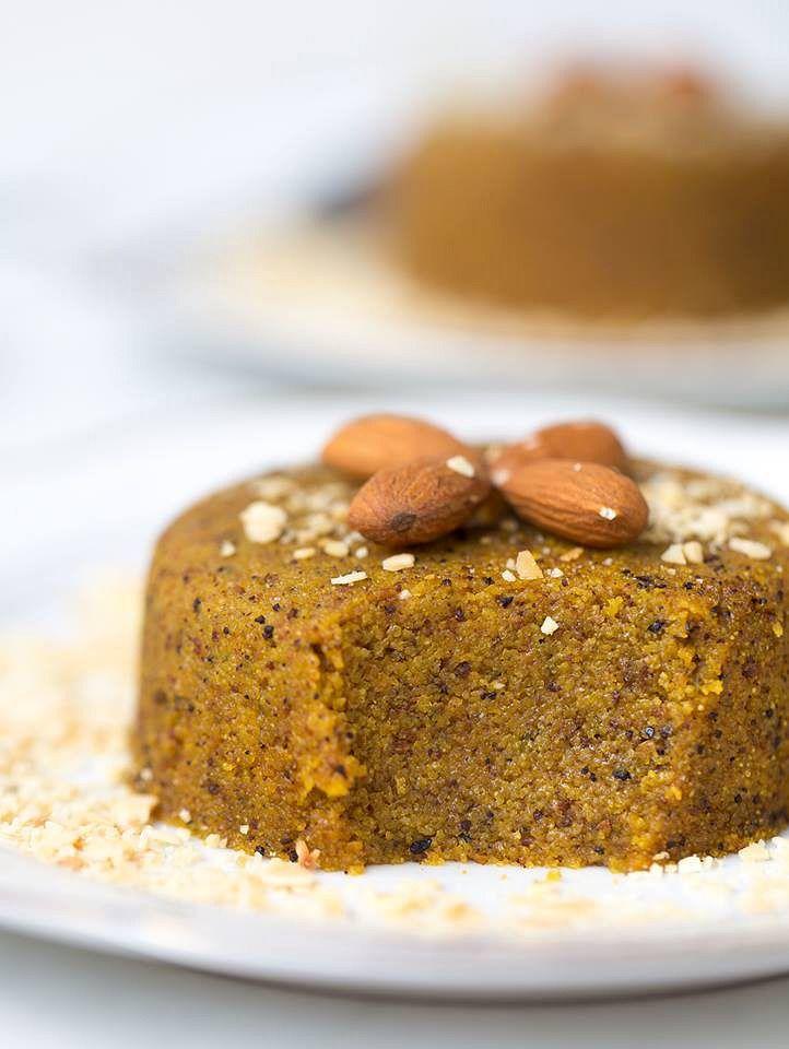 Grieß Dessert auf türkische Art - Healthy On Green