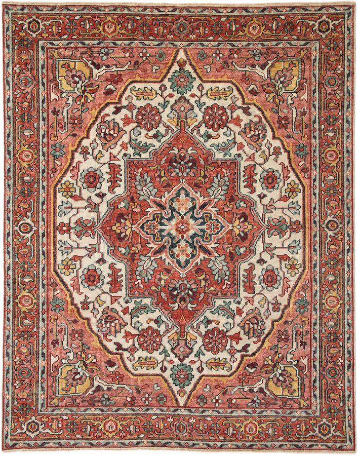 Lulu & Samira Rug, Pink Multicolor Colorful rugs