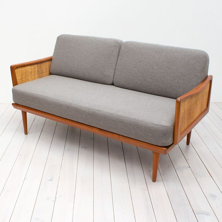 Located using retrostart.com > Sofa by Peter Hvidt and Orla Mølgaard Nielsen for France and Son