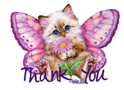 Thank You Cute Animal