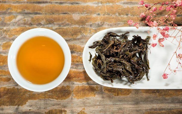 thé noir peut être utilisé comme après shampooing