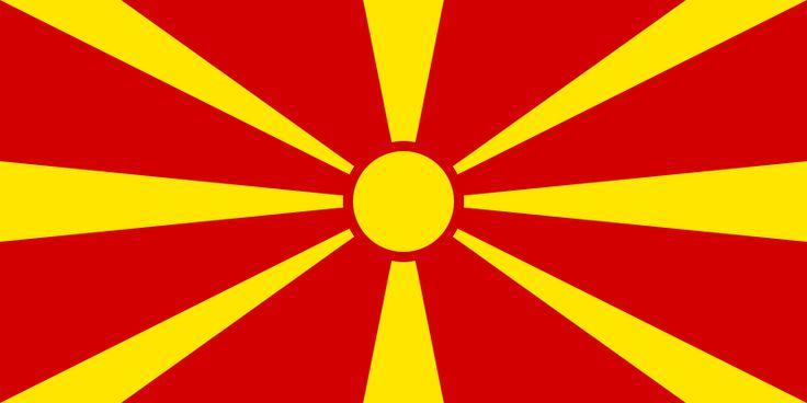 Flag of Macedonia