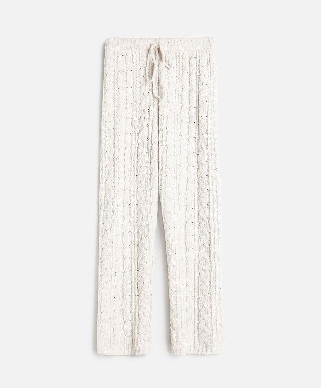 Pantalón trenza - OYSHO