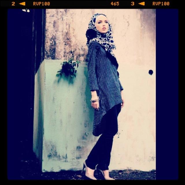 Tunic Indigo Batik