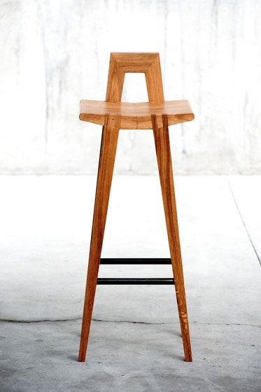 Grable high stool by QoWood | Product