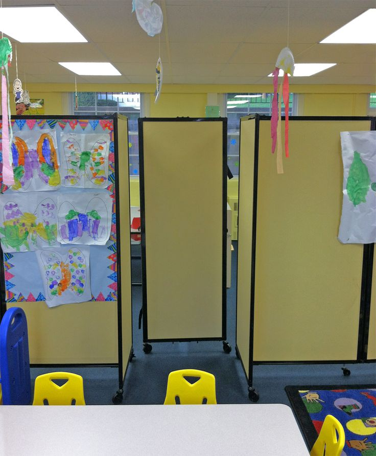 Charming School Room Dividers Part - 11: Our Room Divider 360s Are Popular Choices For Dividing Space In Classrooms  Due To Their Sturdy