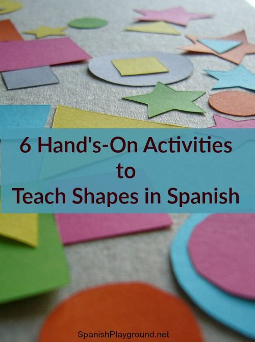 how to teach colors in spanish
