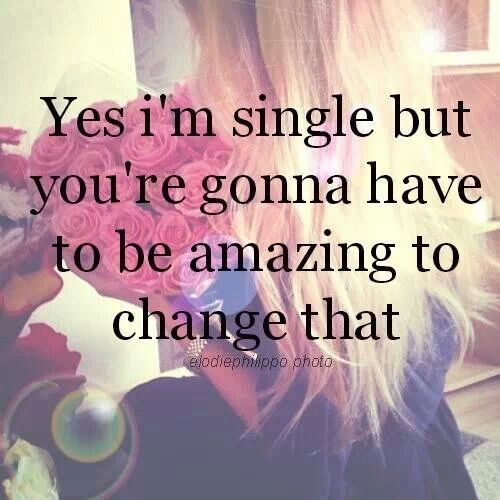 Im Single Quotes And Sayings. QuotesGram