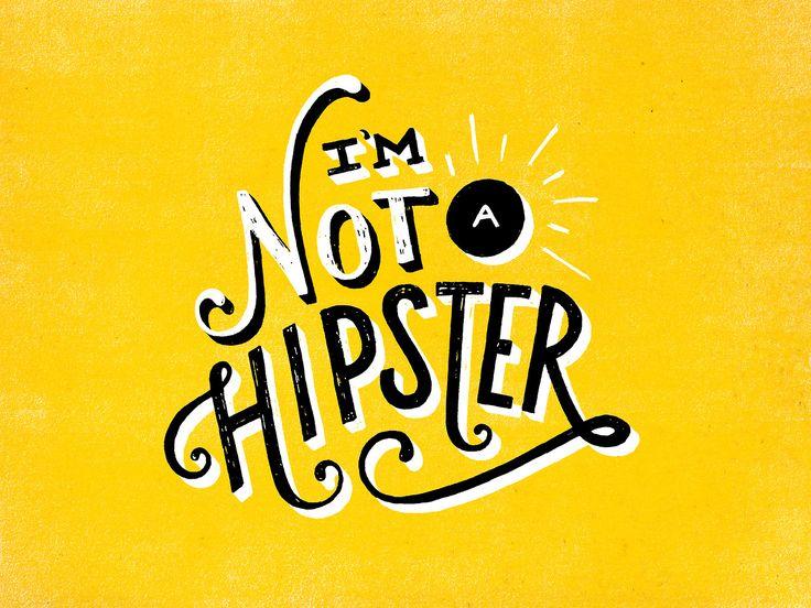 No me toques las Helvéticas | Blog sobre diseño gráfico y publicidad: Diario de Mentiras #hipster