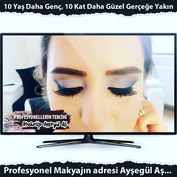 """makeupaysegulas""""Güzelliğinizin Arkasındaki Yüz"""" Profesyonel Makyaj, Kalıcı Makyaj Uzmanı & Eğitmeni Ayşegül AŞ  #makyöz #ayşegülaş #makyaj #kadın #kalıcımakyaj #kaşmakyajı #gözmakyajı #gelinmakyajı #profesyonelmakyaj #porselenmakyaj #günlükmakyaj #kaştasarım #kirpik #gelin #düğün #nilüfer #bursa #fsm #güzellik #uzman #bursanilüfer #makyajfircasi #eyeliner #makyajkutusu #tv #ruj #far #ipekkirpik #makyajmalzemesi #makyajblogu"""
