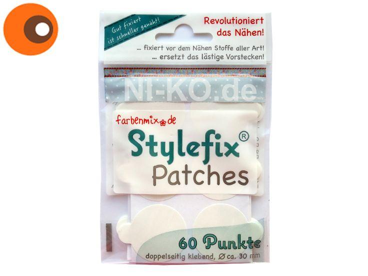 Textilkleber - Stylefix Patches - ein Designerstück von NI-KO bei DaWanda