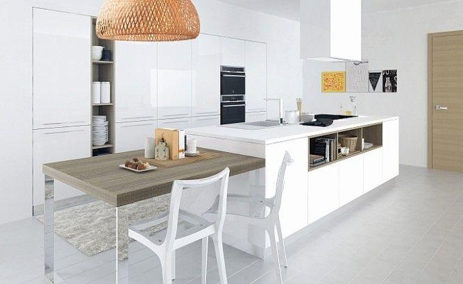 LINE znamená čára nebo linie. Kuchyně TREND LINE se vyznačuje čistými linkami, jednoduchými tvary a zářivými barvami. Pokud milujete čistý design a precizní produkty, bude kuchyně TREND LINE vaší jasnou volbou.