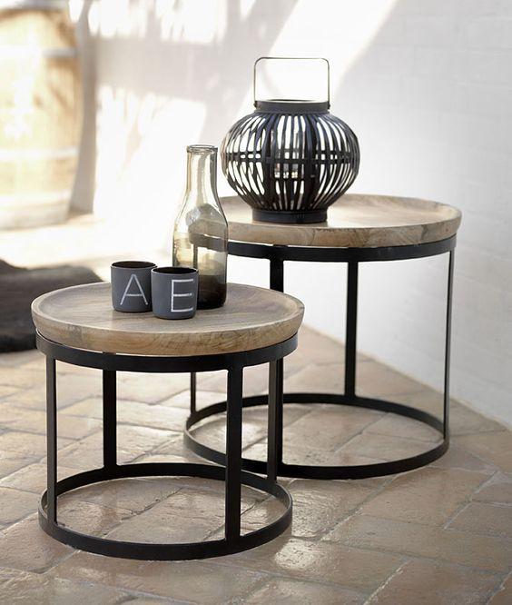 Muebles y auxiliares en hierro forjado | Decoración                                                                                                                                                                                 Más