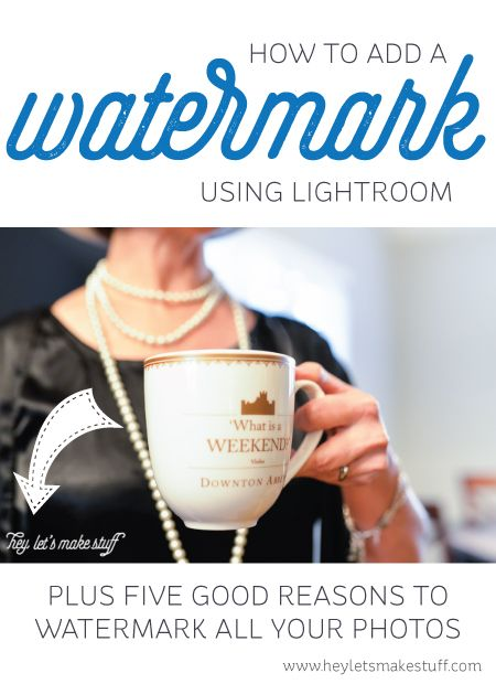 how to create a watermark logo in photoshop