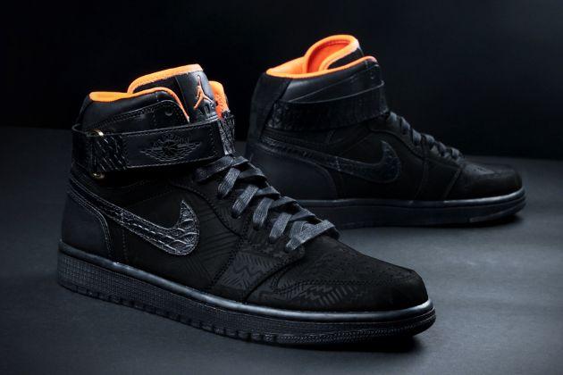 Limited Edition Nike Air Jordan 1 BHM
