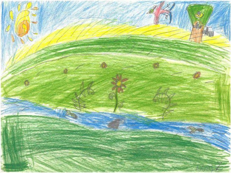 Meghoztuk a Dunakanyar rajzpályázat eredményeit