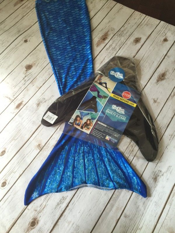 Fin Fun Mermaid Tail Video Review and Demo