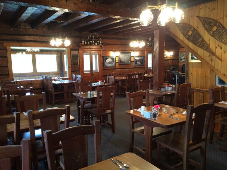 The restaurant at the lodge is a turn key operation and is available for a lease! We would be open to train prospective lessees for a year so they can learn the restaurant business.  #helmckenfallslodge #wellsgraypark #explorecanada #canadianlifestyle #canada #britishcolumbia