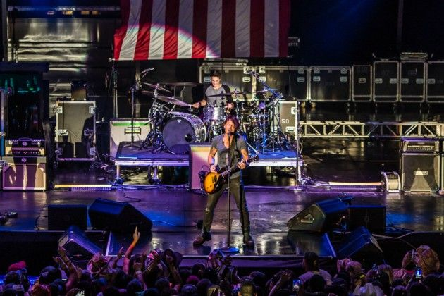 Keith Urban Taste of Country Music Festival