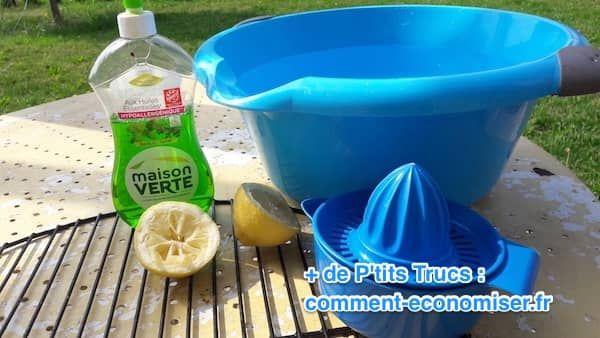 14 Astuces Simples et Efficaces Pour Nettoyer la Grille du