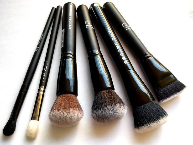 - Palette de pinceaux maquillage pas cher ...