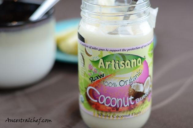12 Ridiculously Addictive Coconut Butter Recipes  ~~~  If you don't know what Coconut Butter is, then that photo above and the rest of this article are going to change your life.   ....And maybe you're about to find out why Coconut Butter is way healthier, way more delicious, and just way better….
