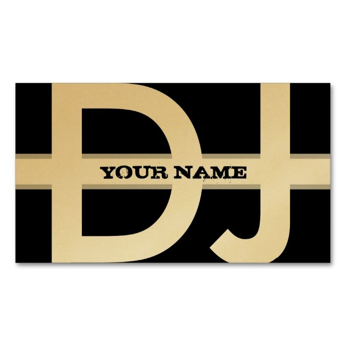 2151 best DJ Business Cards images on Pinterest Card patterns - club card design