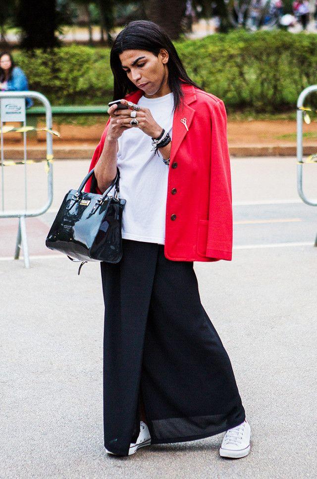 the 25 best maxi skirt blazer ideas on