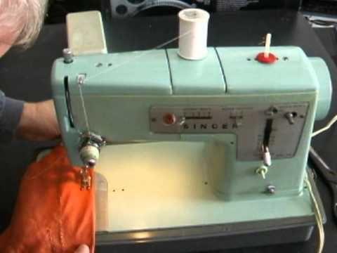 singer sewing machine 347 manual