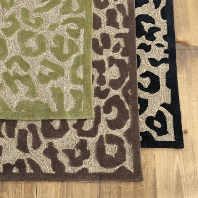1000 Ideas About Animal Print Rug On Pinterest Leopard