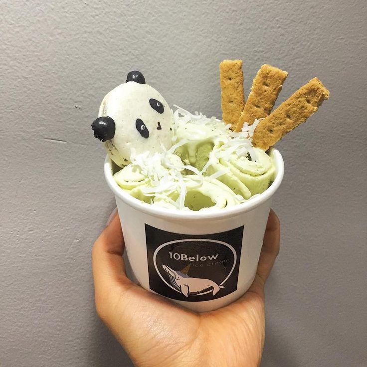 10 Below ice cream