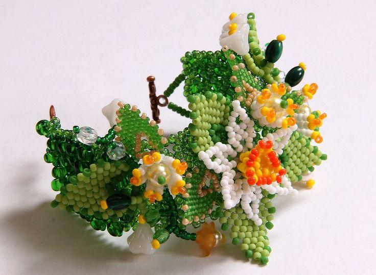 Детский браслет | biser.info - всё о бисере и бисерном творчестве