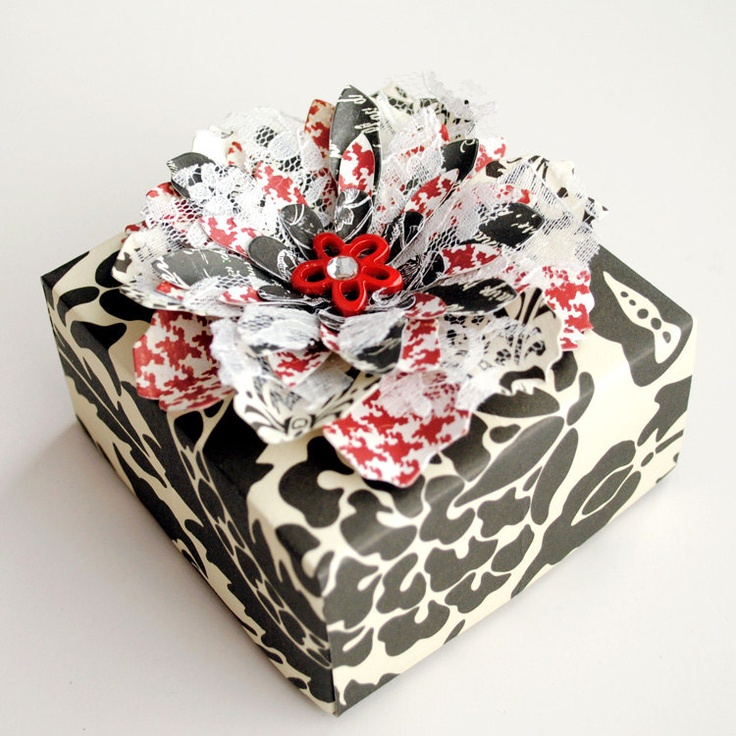 Decorated Gift Boxes 85 Best Origami Gift Box Images On Pinterest  Gift Boxes Wrap