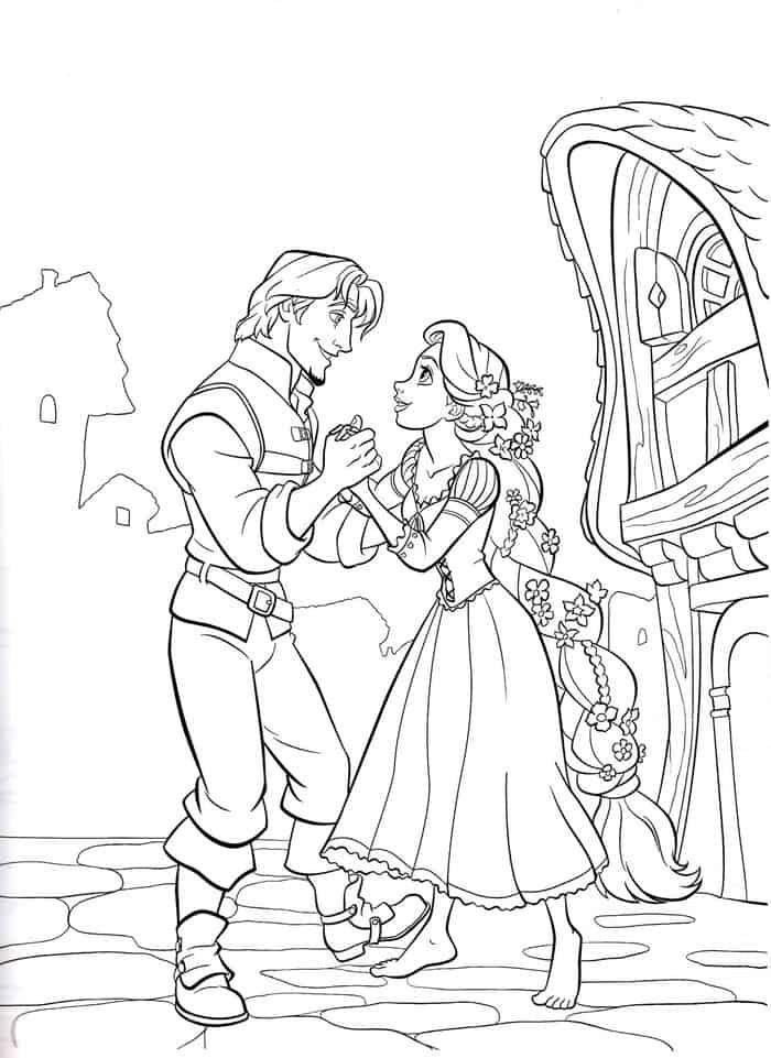 Disney Princess Rapunzel Coloring Pages Coloring Pages Free Printable Tangled Coloring Fo Tangled Coloring Pages Princess Coloring Pages Disney Coloring Sheets