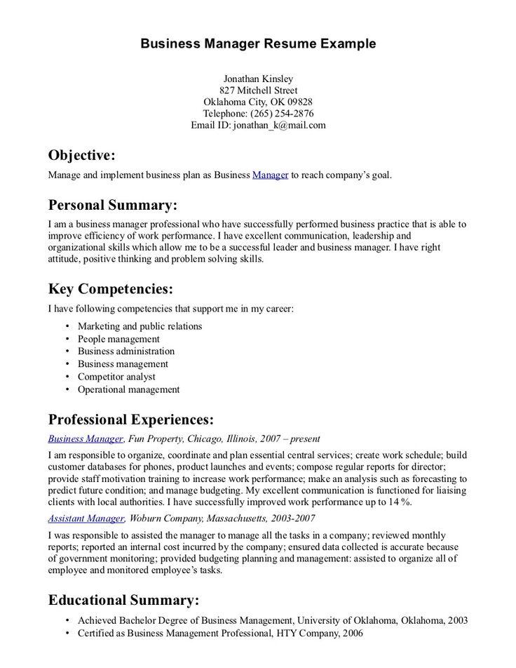 25 best Resume Genius Templates (Download) images on Pinterest ...