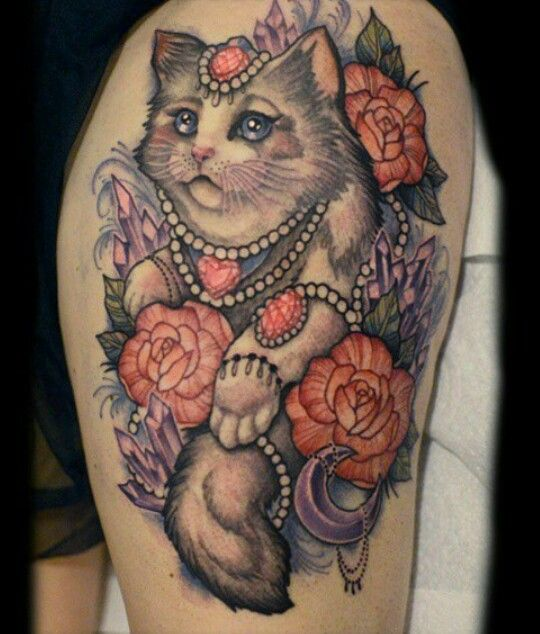64 best tattoo meow images on pinterest tattoo ideas for Cat lady tattoo