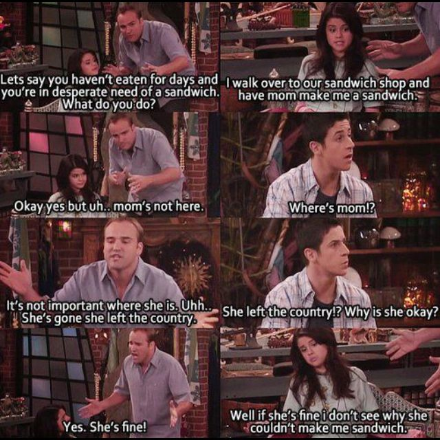 Wizards of Waverly Place I miss the older Disney shows even before this one