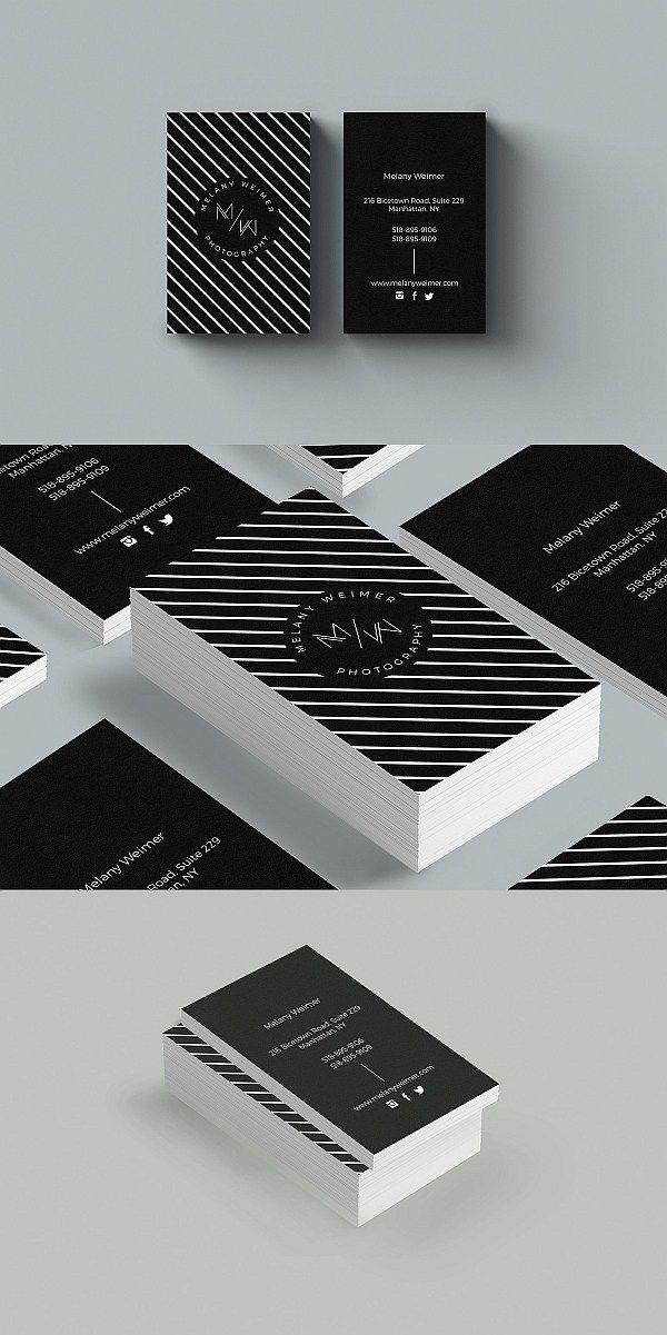 Stylish Elegant Business Card Template Design Businesscard Design T Graphic Design Business Card Photography Business Cards Template Create Business Cards