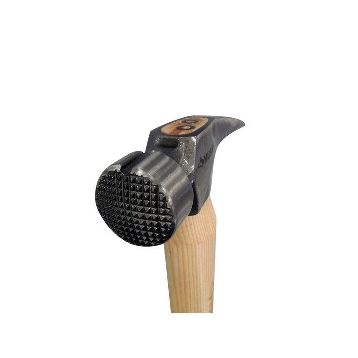 Husky 21 oz framing hammer with wood handleehs1027243734