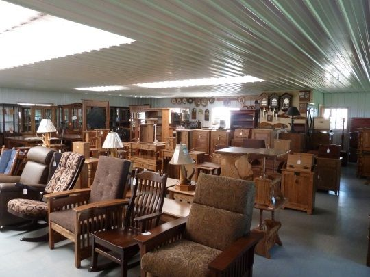 Yoder's Indian Creek Furniture LLC 22769 Rt V64 Milton