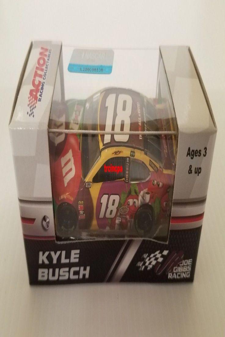 Lionel Racing Kyle Busch 2018 Flavor Vote 1:64