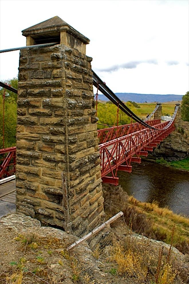 Ophir - Historic rail bridge