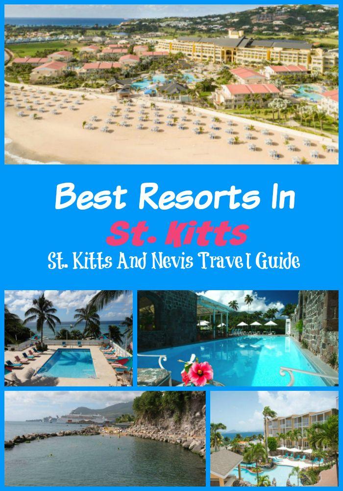 The best St. Kitts resorts and hotels: St. Kitts Marriott Resort & The Royal Beach Casino, Ottley's Plantation Inn, Timothy Beach Resort, Bird Rock Beach Hotel, Sugar Bay Club, Ocean Terrace Inn